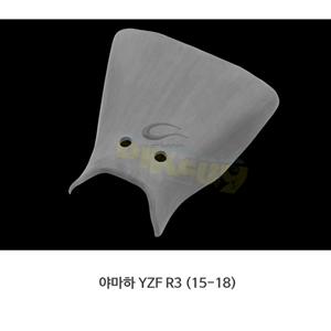 카본인 FRP 카본 YAMAHA 야마하 YZF R3 (15-18) - BASIC 시트 foam unit FM1710Y