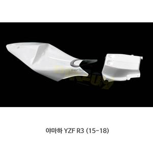 카본인 FRP 카본 YAMAHA 야마하 YZF R3 (15-18) - single 레이스 시트 (2 pcs) Y17300AF