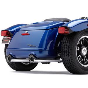 (15-16,17-17) Trikes Freewheeler RPT 슬립온 할리 머플러 코브라