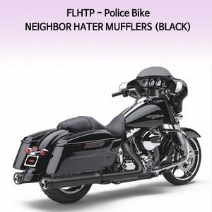(08-09) 코브라 (BLACK) NEIGHBOR HATER 슬립온 할리 머플러 베거스