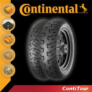 콘티넨탈 오토바이타이어 콘티투어 R 180/65B16 M/C 81H TL