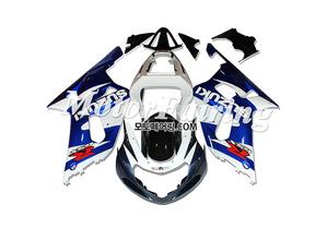 스즈키 GSXR600 R750 알육백 K1 2000-2003 265 오토바이 사제카울 부품