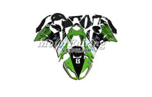 가와사키 ZX-6R 2009-2010 400 오토바이 사제카울 부품