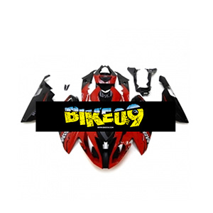 BMW S1000RR(15-16)-Red Black 사제카울