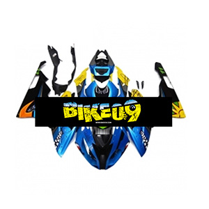 BMW S1000RR(15-16)-SHARK ATTACK EDITION B타입 사제카울
