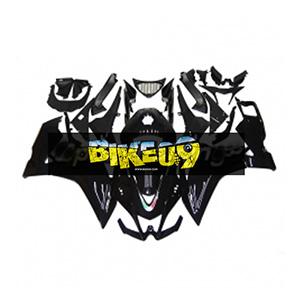 아프릴리아 RS125 RS4 125(12-14)-Gloss Black Aprilia 사제카울