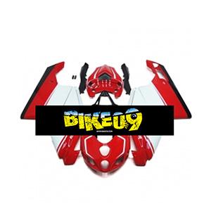 두카티999, 두카티749(05-06)-Red White B타입 Ducati 사제카울