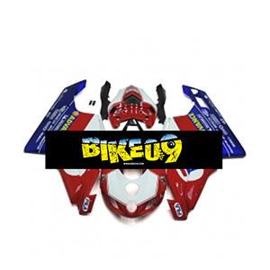 두카티999, 두카티749(05-06)-Red Blue White Ducati 사제카울