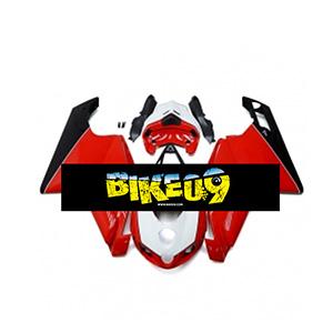 두카티999, 두카티749(05-06)-Red White E타입 Ducati 사제카울
