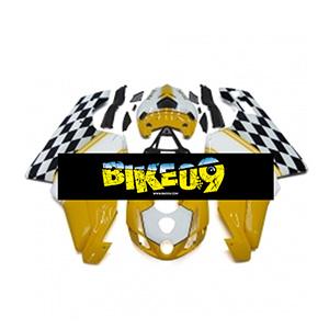 두카티999, 두카티749(03-04)-Yellow White A타입 Ducati 사제카울