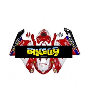 두카티999, 두카티749(03-04)-Red White A타입 Ducati 사제카울