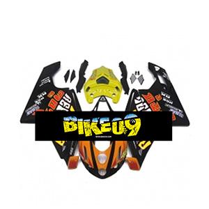 두카티999, 두카티749(03-04)-Orange Yellow Black Ducati 사제카울