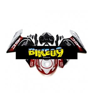 두카티999, 두카티749(03-04)-White Red Black Ducati 사제카울