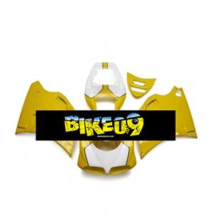 두카티996, 두카티748, 두카티916, 두카티998 Biposto(96-02)-Yellow White Ducati 사제카울