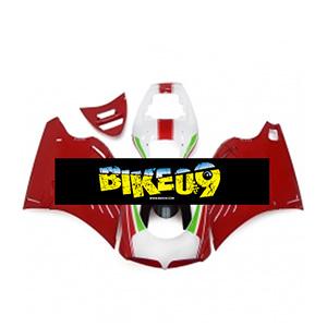 두카티996, 두카티748, 두카티916, 두카티998 Biposto(96-02)-Gloss Red White A타입 Ducati 사제카울