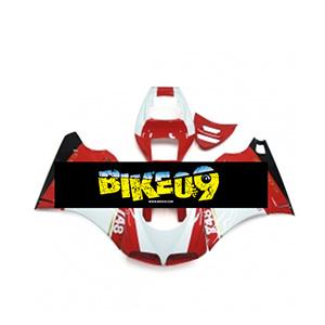 두카티996, 두카티748, 두카티916, 두카티998 Biposto(96-02)-Gloss Red White B타입 Ducati 사제카울