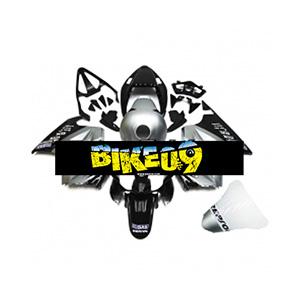 혼다 VFR800(02-12)-Silver Black Honda 사제카울