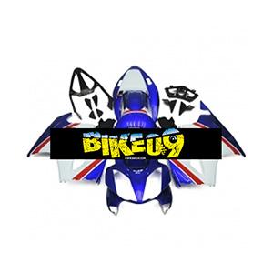 혼다 VFR800(02-12)-White Blue Honda 사제카울