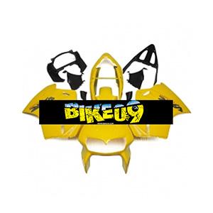 혼다 VFR800(98-01)-Gloss Yellow Honda 사제카울