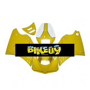 두카티996, 두카티748, 두카티916, 두카티998 Monoposto(96-02)-Gloss Yellow White Ducati 사제카울
