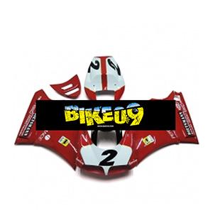 두카티996, 두카티748, 두카티916, 두카티998 Monoposto(96-02)-Gloss Red White E타입 Ducati 사제카울