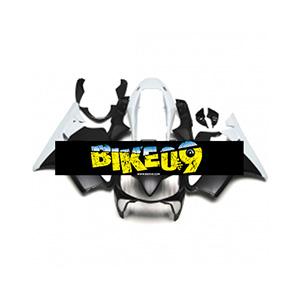 혼다 CBR600 F4i(04-07)-Black White Honda 사제카울