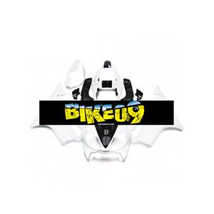 혼다 CBR600 F4i(01-03)-White Black Honda 사제카울