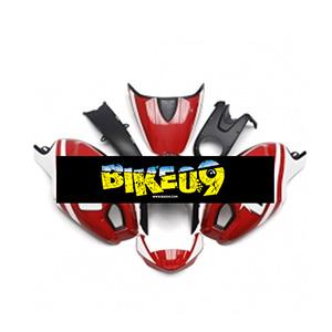 두카티696, 두카티796, 두카티795, 몬스터1000, 몬스터1100(09-11)-Gloss Red Black C타입 Ducati 사제카울