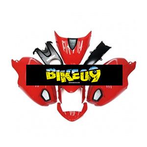 두카티696, 두카티796, 두카티795, 몬스터1000, 몬스터1100(09-11)-Gloss Red B타입 Ducati 사제카울