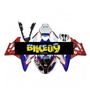 BMW S1000RR(11-14)-Red White Blue Black B타입 사제카울