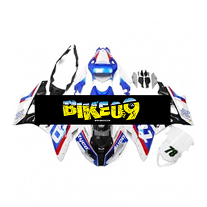 BMW S1000RR(11-14)-White Blue Black B타입 사제카울