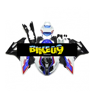 BMW S1000RR(11-14)-White Blue Black D타입 사제카울