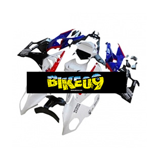 BMW S1000RR(11-14)-White Blue Black E타입 사제카울
