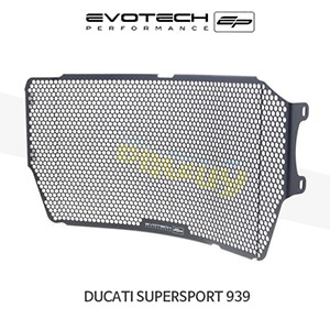 에보텍 DUCATI 두카티 슈퍼스포츠939 라지에다가드 2017+