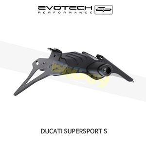 에보텍 DUCATI 두카티 슈퍼스포츠S 번호판휀다리스키트 2017+