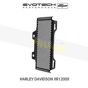 에보텍 HARLEY DAVIDSON 할리 데이비슨 XR1200X 오일쿨러가드프로텍터 2008-2013