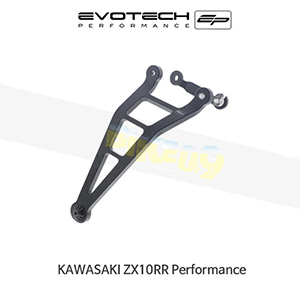 에보텍 KAWASAKI 가와사키 ZX10RR Performance EP EXHAUST HANGER/BLANKING PLATE KIT 2018+