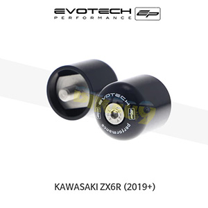 에보텍 KAWASAKI 가와사키 ZZR1400 EP BAR END WEIGHTS (BLACK)