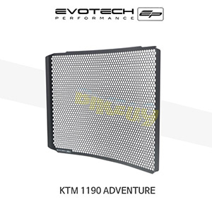 에보텍 KTM 1190어드벤처 EP RADIATOR GUARD 2013-2016
