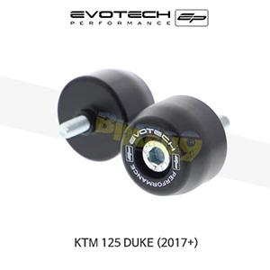 에보텍 KTM 125듀크 EP FRONT SPINDLE BOBBINS 2017+