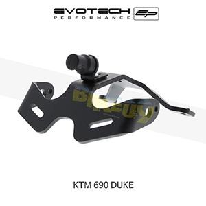 에보텍 KTM 690듀크 번호판휀다리스키트 2007-2011