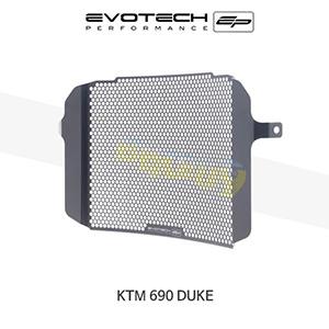 에보텍 KTM 690듀크 라지에다가드 2012+