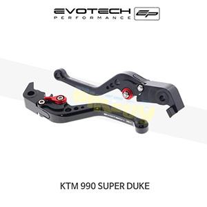 에보텍 KTM 990슈퍼듀크 숏클러치브레이크레버세트 2005-2014