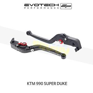 에보텍 KTM 990슈퍼듀크 접이식클러치브레이크레버세트 2005-2014