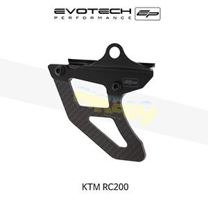 에보텍 KTM RC200 토가드 2014+