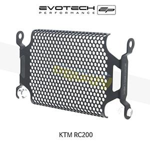 에보텍 KTM RC200 필리온페그리무버키트 2014 - 2016
