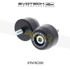 에보텍 KTM RC200 프론트휠포크슬라이더 2014+
