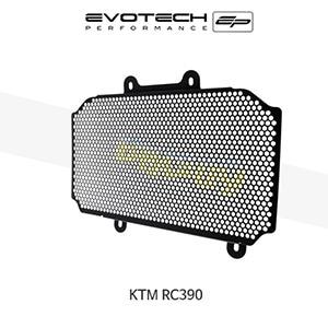에보텍 KTM RC390 라지에다가드 2014+