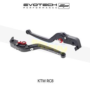 에보텍 KTM RC8 접이식클러치브레이크레버세트 2009-2016