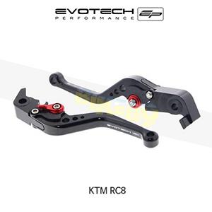 에보텍 KTM RC8 숏클러치브레이크레버세트 2009-2016